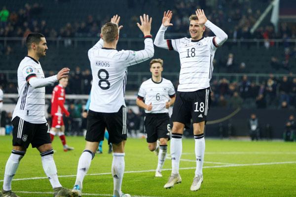 Ambisi Jerman Dalam Meraih Gelar Juara Euro 2020